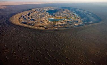 WAW an Namus oaza na pustyni