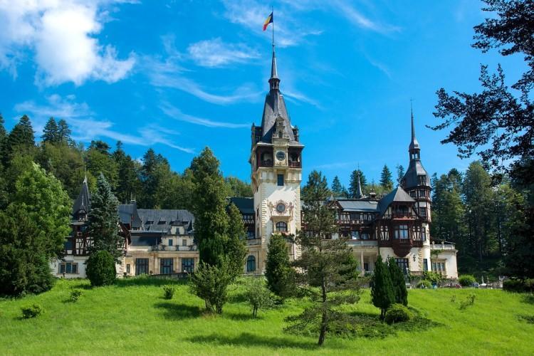 Pałac Peles Rumunia