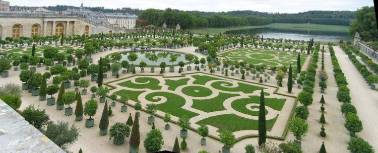 Oranżeria w Pałacu Wersalskim