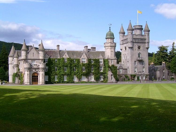 zamek Balmoral