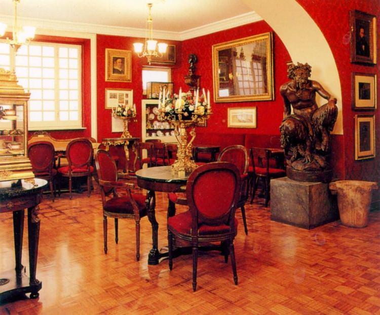 Antico Caffe Greco w Rzymie