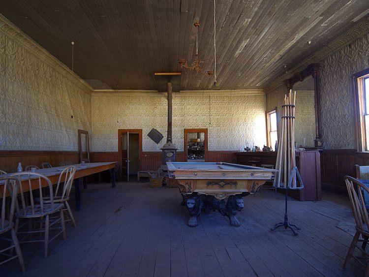 Bodie - opuszczone miasto w USA