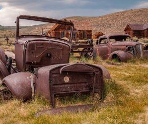 Bodie – opuszczone miasto duchów w USA