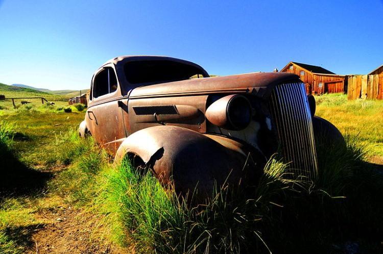 Chevrolet coupe z 1937 roku
