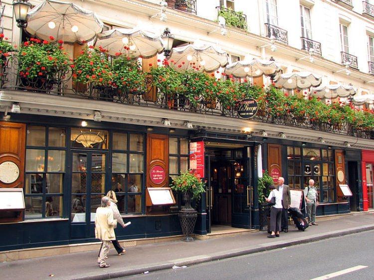 Cafe Procope w Paryżu