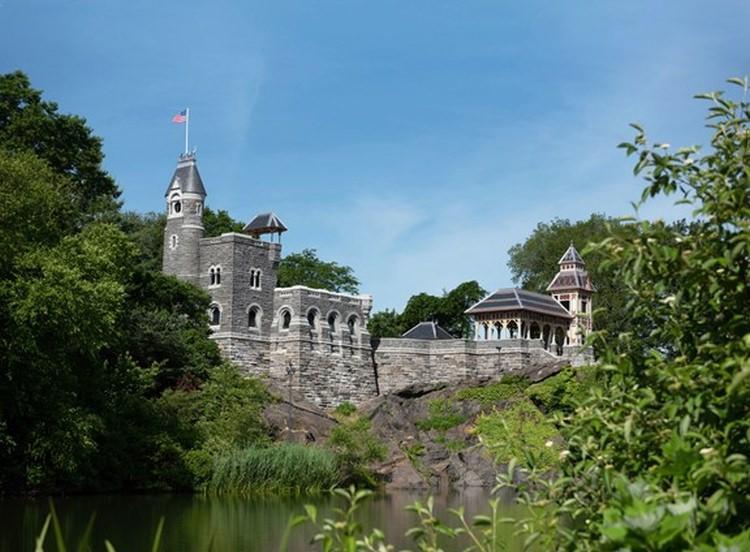 zamek Belvedere Castle w Central Parku