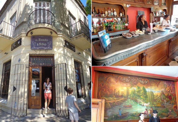kawiarnia Café El Estaño 1880