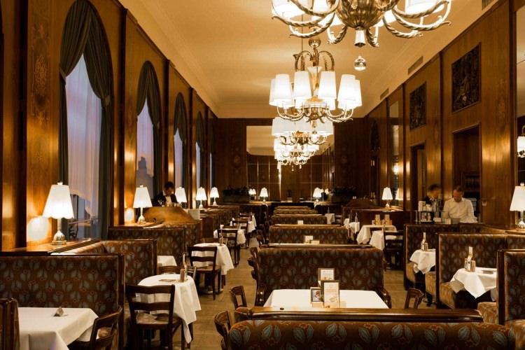 kawiarnia Cafe Landtmann w Wiedniu