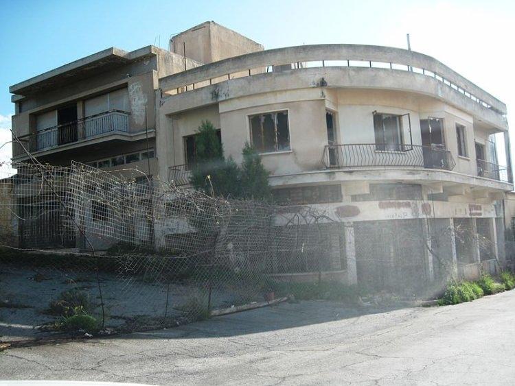 Warosia - opuszczona dzielnica Famagusty na Cyprze