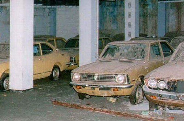 Warosia - opuszczona dzielnica turystyczna Famagusty na Cyprze