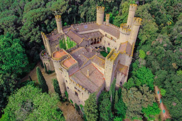 gra o tron hiszpania miejsca - zamek santa floentina