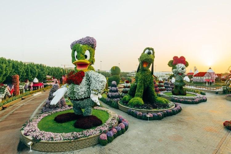 Ogród Cudów w Dubaju