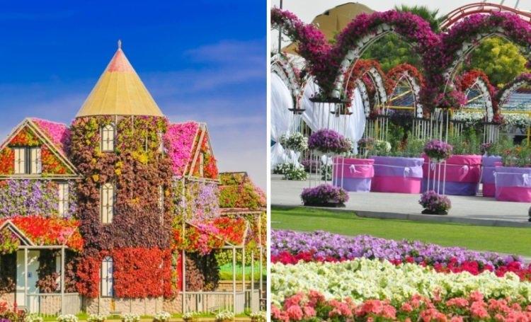 Flora Castle w Dubaju