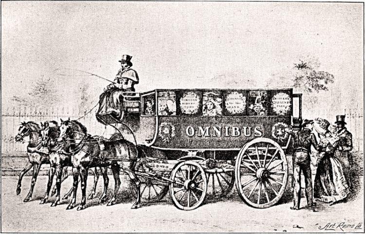 Omnibus konny Shilibeera