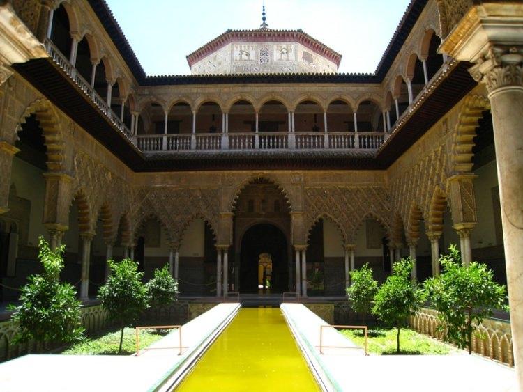 Alkazar w Sewilli - to tu kręcono Grę o tron