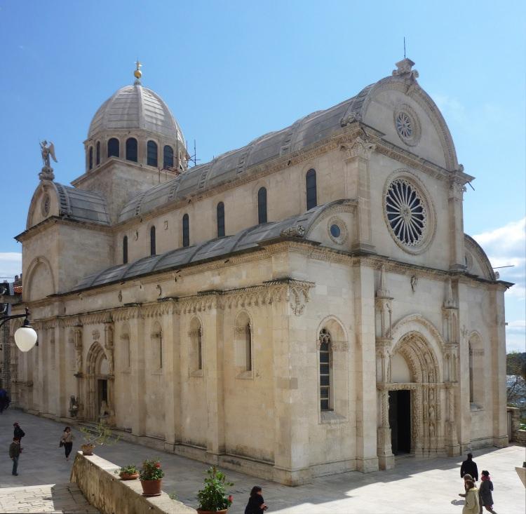 Szybenik katedra św. Jakuba