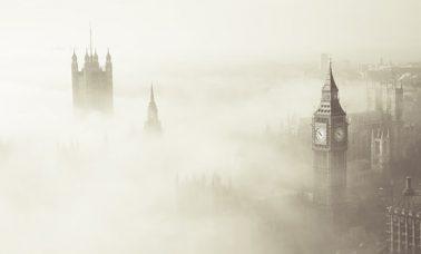 Wielka mgła w Londynie 1952 rok