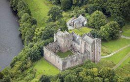 Serialowe Winterfell to zamek Doune w Szkocji