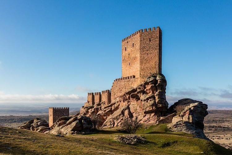 zamki z gry o tron - Zafra, Hiszpania