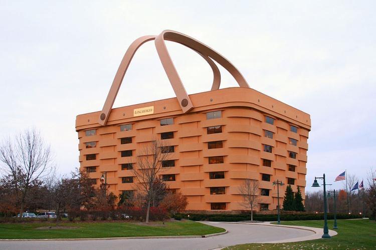 Budynek kosz