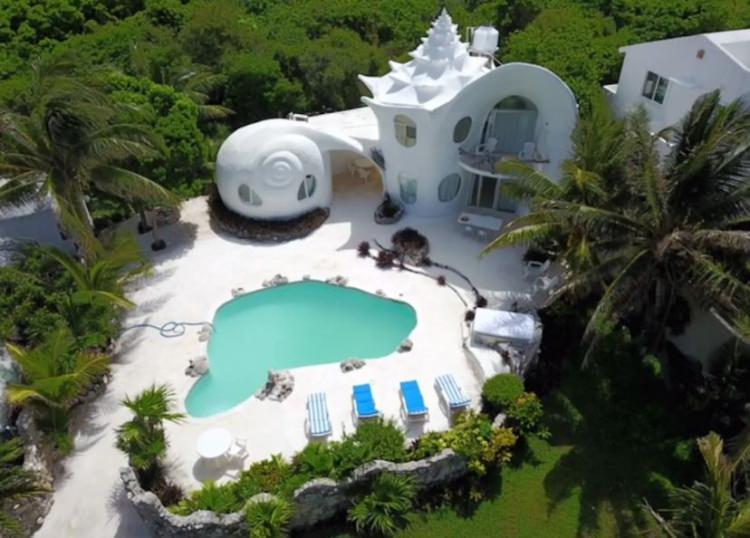 Casa Caracol w Meksyku