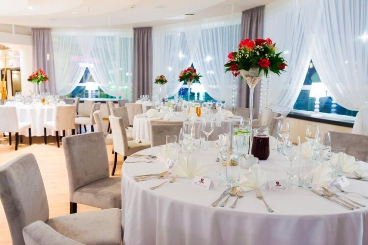 restauracja w hotelu Portius