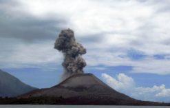 wulkan Anak Krakatau