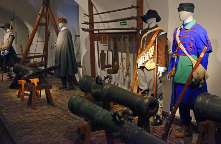 Arsenał - Muzeum Fortyfikacji i Broni w Zamościu