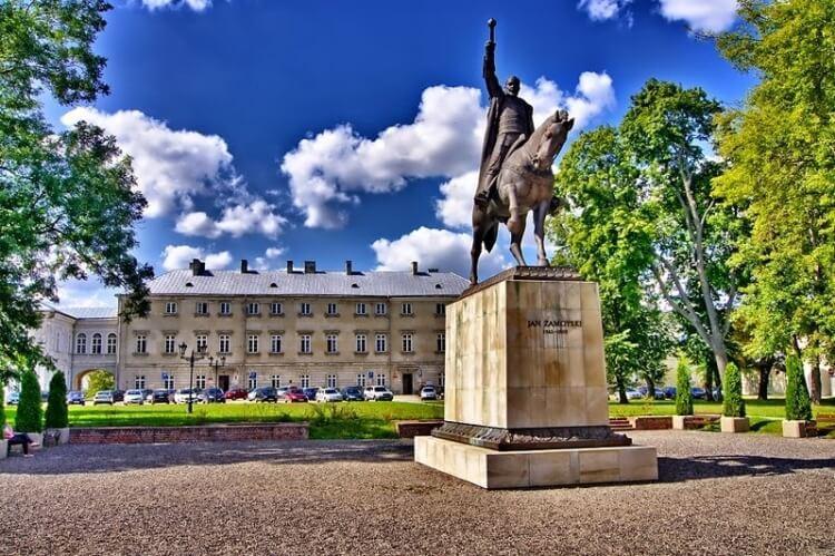 Pałac Zamoyskich w Zamościu