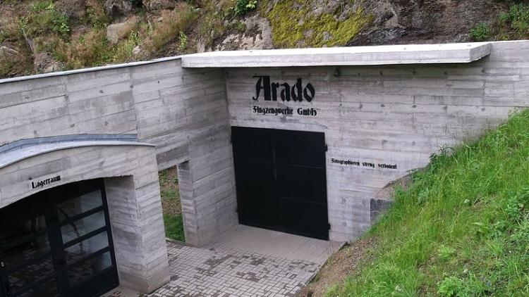 projekt Arado Kamienna Góra