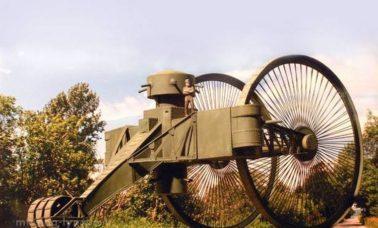 car tank Rosja
