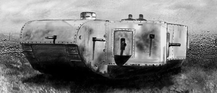 czołg K-wagen