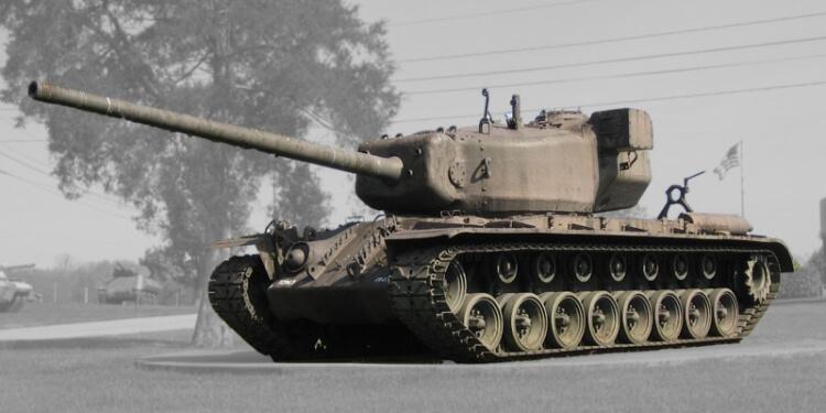 T29 Heavy Tank – amerykański prototypowy czołg ciężki opracowany pod koniec II wojny światowej