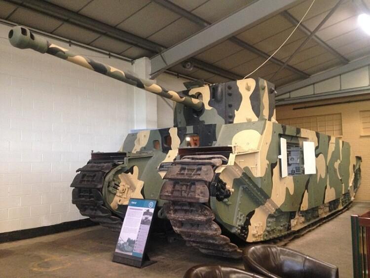 TOG 2 – brytyjski prototypowy czołg superciężki opracowany w początkowej fazie II wojny światowej