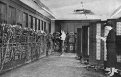 ENIAC - pierwszy komputer na świecie