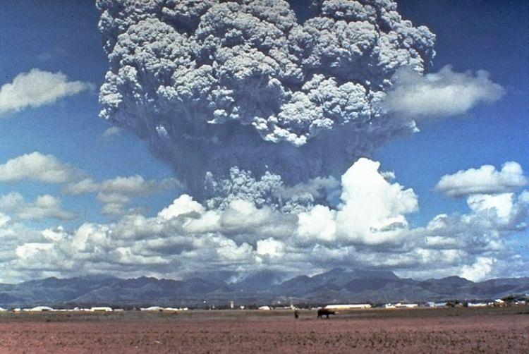 Erupcja wulkanu Pinatubo