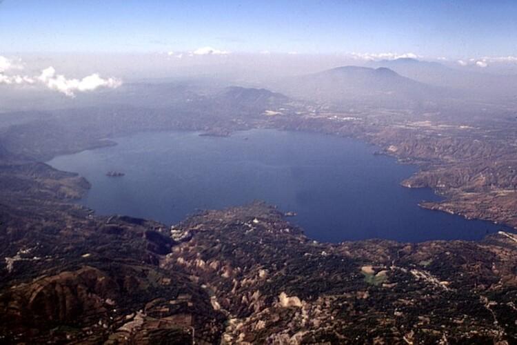 jezioro ilopango
