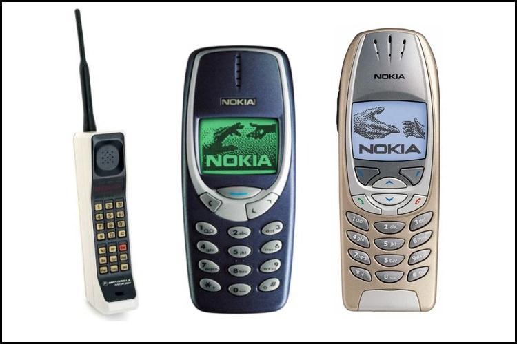kultowe modele telefonów komórkowych