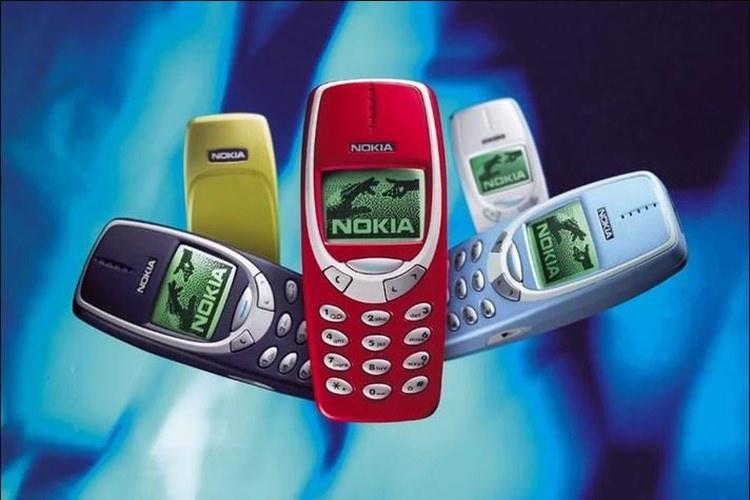 kultowa Nokia 3310