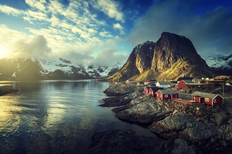 Norwegia lofoty