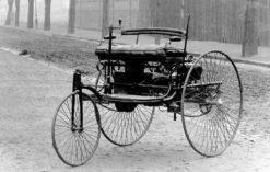 Pierwszy samochód świata Patentwagen Nr. 1