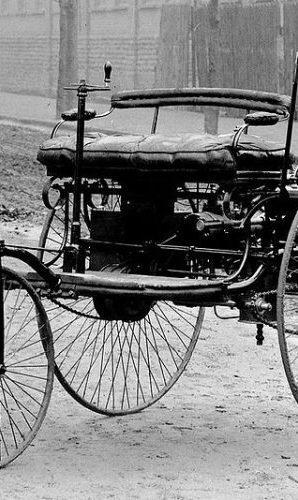 Jak powstał pierwszy samochód na świecie?
