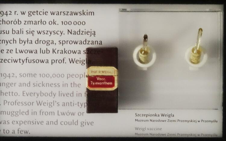 Szczepionka przeciwtyfusowa