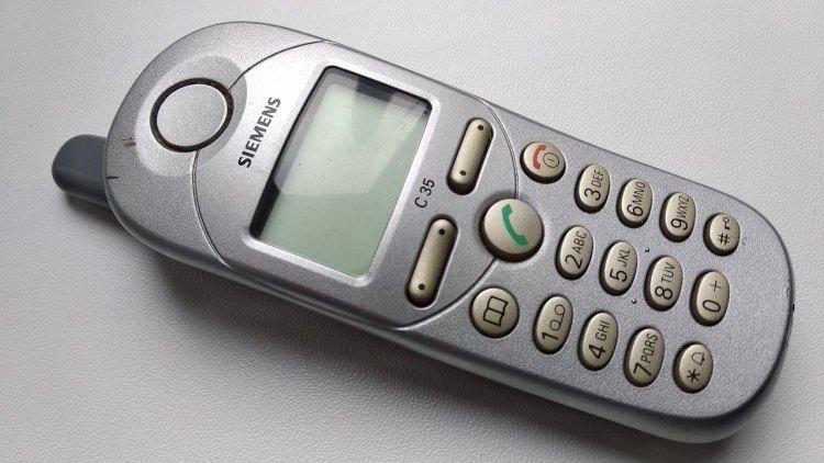 telefon siemens C35