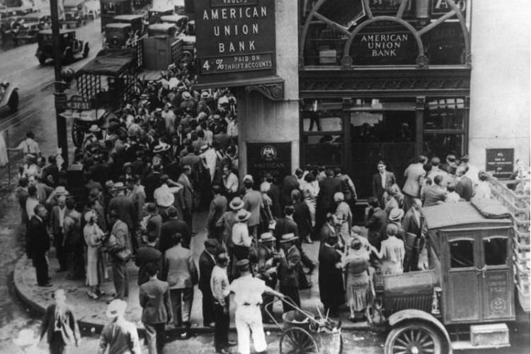 Wielki Kryzys z 1929 roku