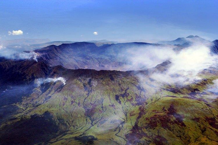 wulkan Tambora