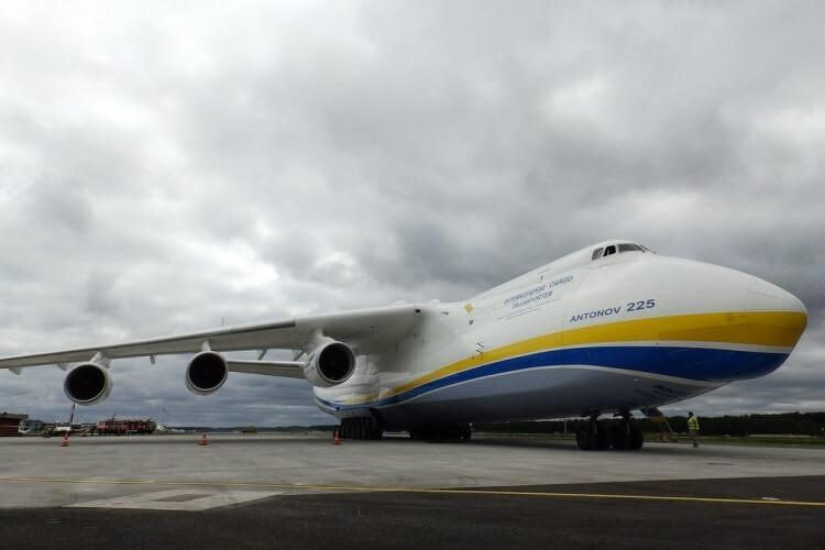 Antonow AN 225 największy samolot na świecie