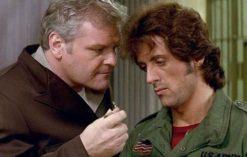 Brian Dennehy w filmie Rambo – Pierwsza krew