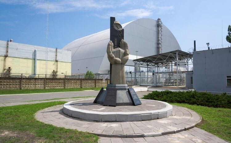 Czarnobyl sarkofag