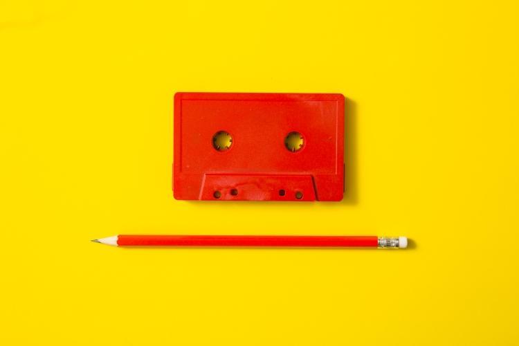 kaseta magnetofonowa